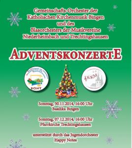 Adventskonzerte 2014