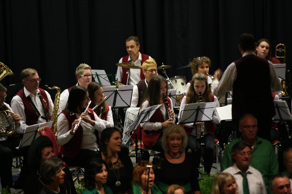 Sing und Swing am Mittelrhein